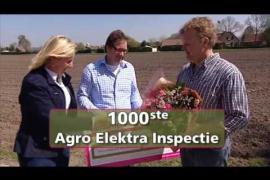 PinC Agro voert 1000ste Agro Elektra Inspectie uit